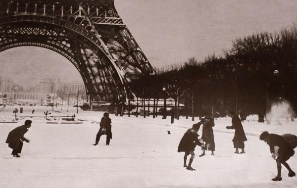Paris 1938, ukjent fotograf.