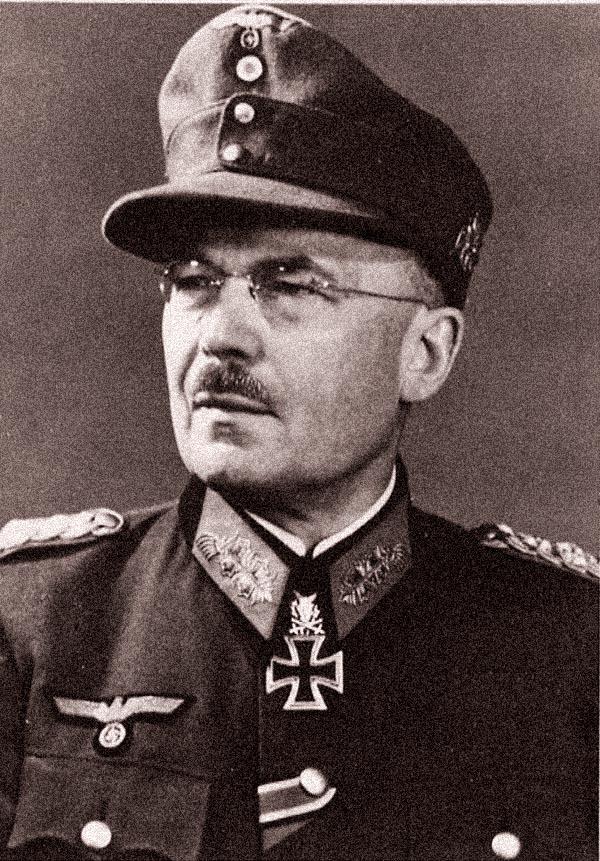 Generaloberst Lothar Rendulic. Foto: Tyske arkiver.