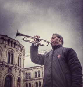 trompetspiller